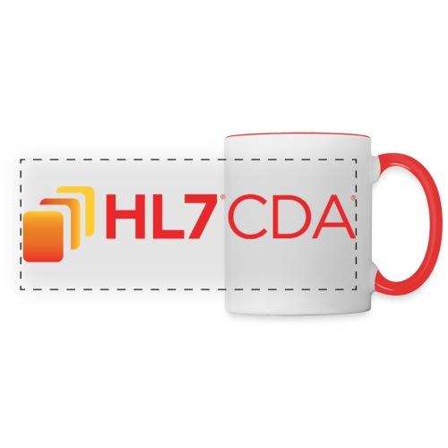 HL7 CDA Logo - Panoramic Mug