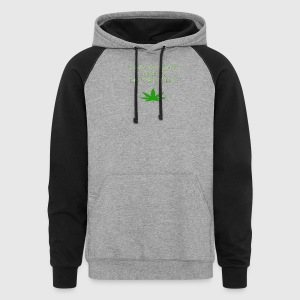Hotboxing - Colorblock Hoodie