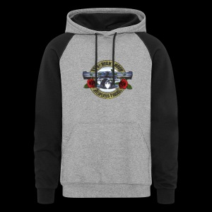 Overplayed - It's High Noon - Colorblock Hoodie