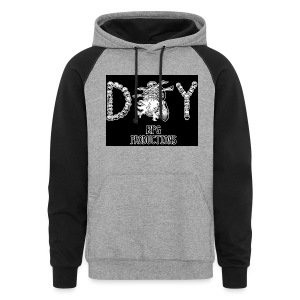 DIY RPG Productions Demon Metal - Colorblock Hoodie