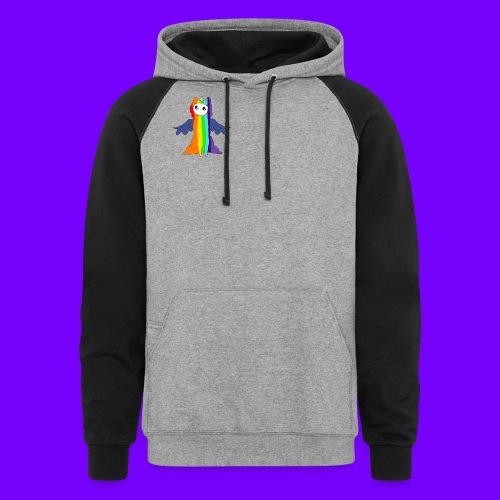 RPL women's hoodie - Colorblock Hoodie