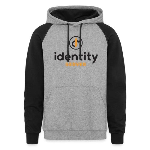 Idenity Server Mug - Unisex Colorblock Hoodie