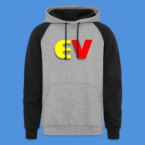 Entoro Vace Logo - Colorblock Hoodie