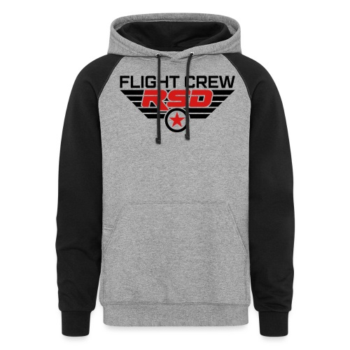 RSD Flight Crew - Colorblock Hoodie