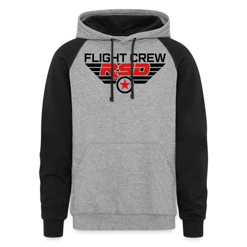 RSD Flight Crew - Unisex Colorblock Hoodie
