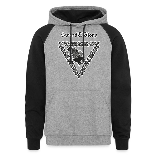 Eagle Clan - Colorblock Hoodie