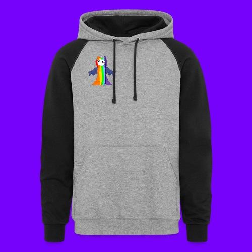 RPL women's hoodie - Unisex Colorblock Hoodie