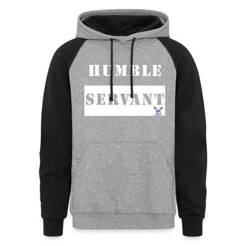 Humble Servant - Colorblock Hoodie