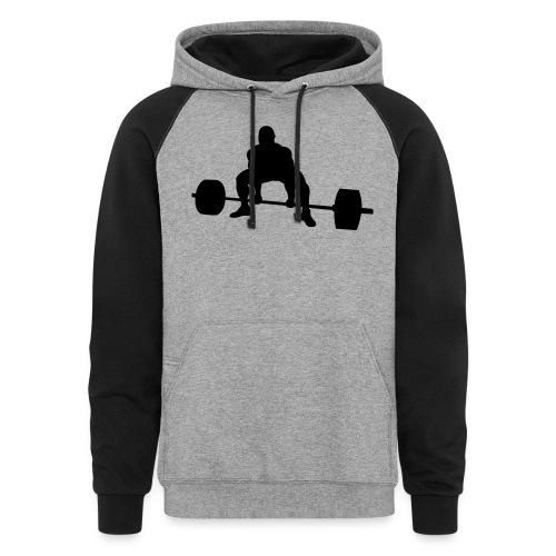 Powerlifting - Colorblock Hoodie