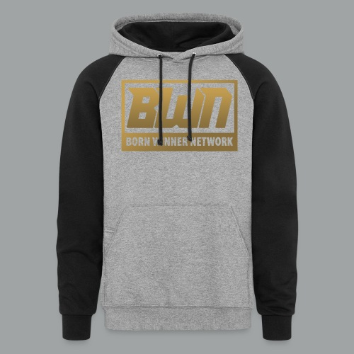 BWN (Gold) - Colorblock Hoodie