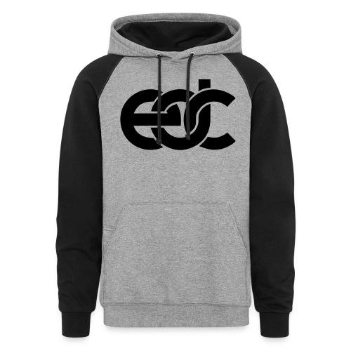EDC Electric Daisy Carnival Fan Festival Design - Colorblock Hoodie