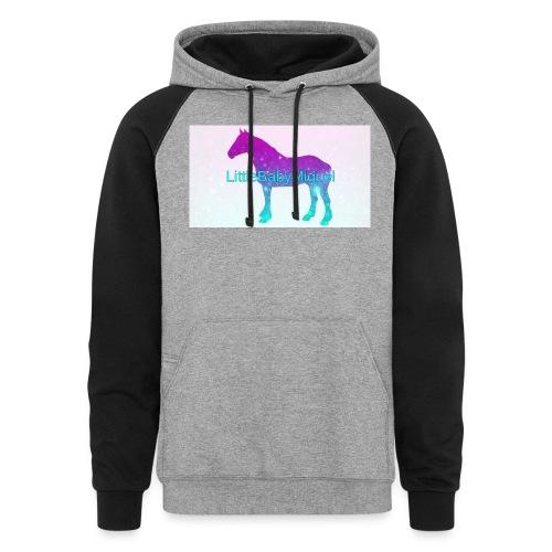 LittleBabyMiguel Products - Colorblock Hoodie