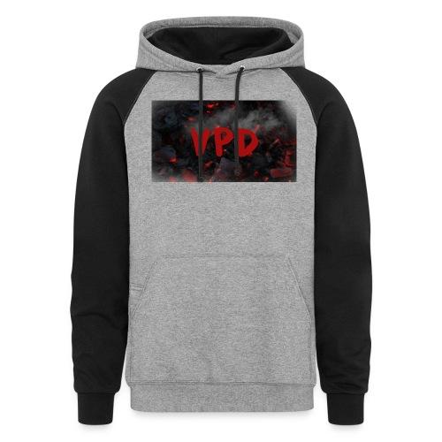 VPD Smoke - Colorblock Hoodie