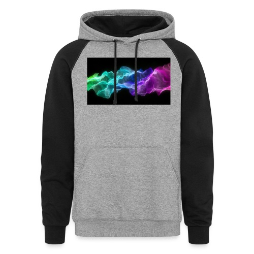 ws Curtain Colors 2560x1440 - Colorblock Hoodie