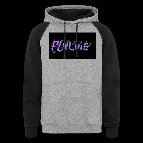 Flyline fun style - Colorblock Hoodie