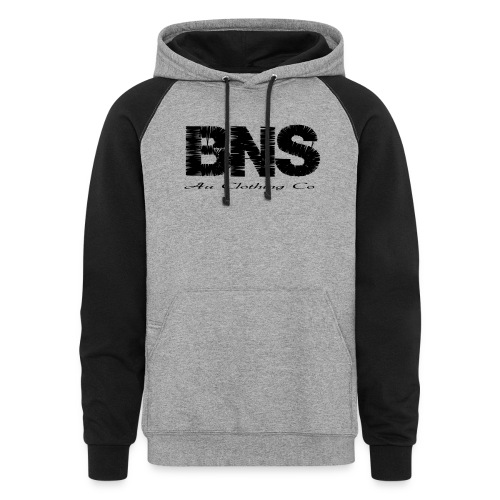 BNS Au Clothing Co - Colorblock Hoodie