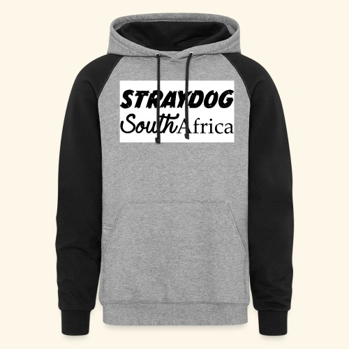 straydog clothing - Colorblock Hoodie