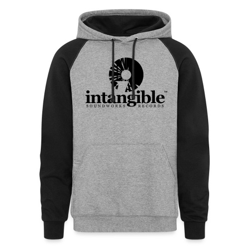 Intangible Soundworks - Colorblock Hoodie