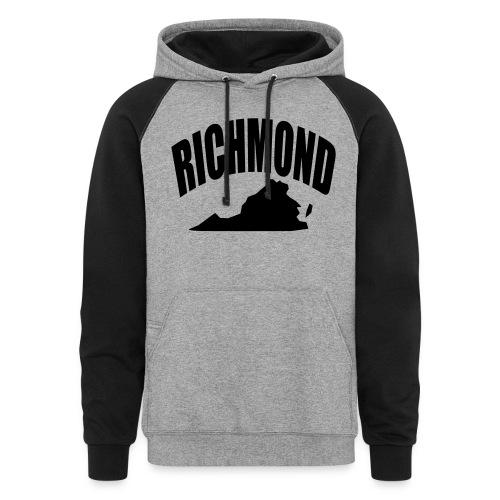 RICHMOND - Colorblock Hoodie
