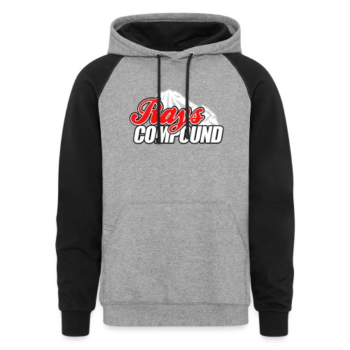Rays Compound - Unisex Colorblock Hoodie