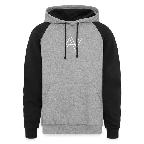 Av hoodie - Colorblock Hoodie