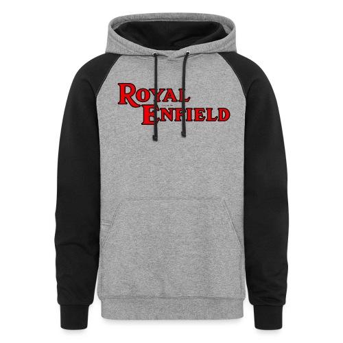 Royal Enfield - AUTONAUT.com - Unisex Colorblock Hoodie