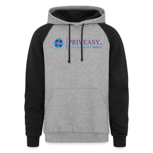 Design 1 - Colorblock Hoodie