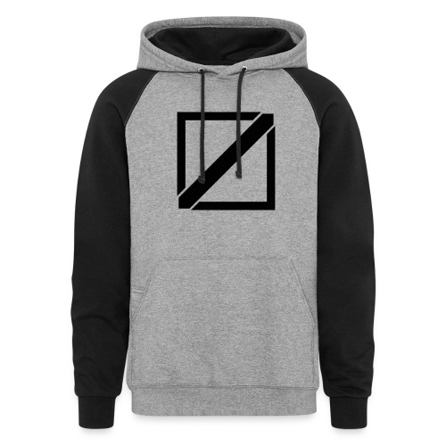 First and Original Design of Divided Clothing - Unisex Colorblock Hoodie