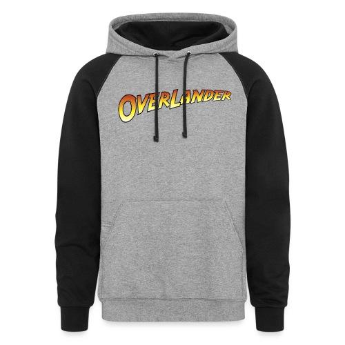 Overlander - Autonaut.com - Colorblock Hoodie