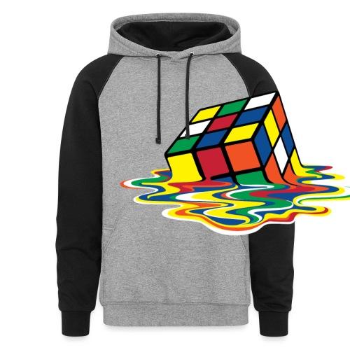 meltingcube - Colorblock Hoodie