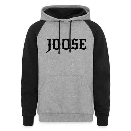 Classic JOOSE - Colorblock Hoodie