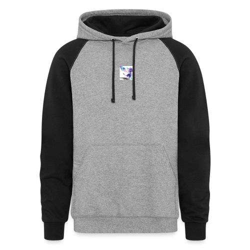 Spyro T-Shirt - Colorblock Hoodie