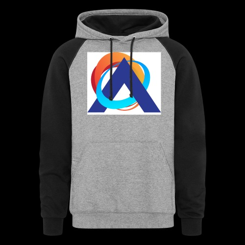 Afterlife Research Agency - Colorblock Hoodie