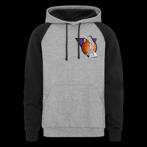 Andy ice Merchandise - Colorblock Hoodie