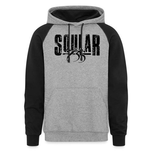 Soular235 (Logo) - Unisex Colorblock Hoodie