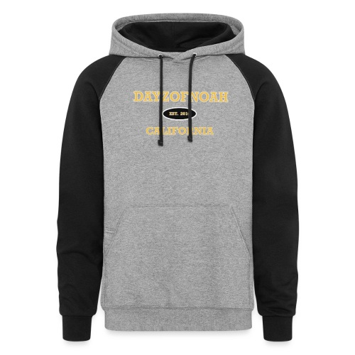 DON University Line (Multiple States) - Unisex Colorblock Hoodie