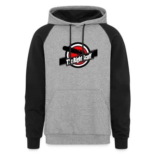 Womens hoodie - Unisex Colorblock Hoodie