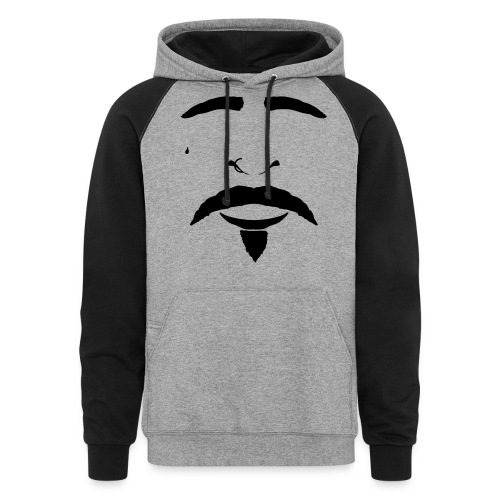 FACES_CHOLA - Colorblock Hoodie