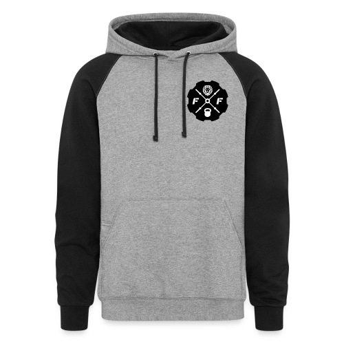 Lion Strength Functional Fitness - Colorblock Hoodie