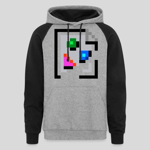 Broken Graphic / Missing image icon Mug - Colorblock Hoodie