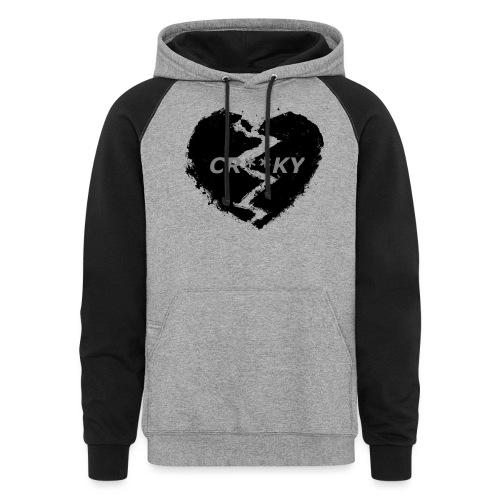 HeartBrake - Colorblock Hoodie