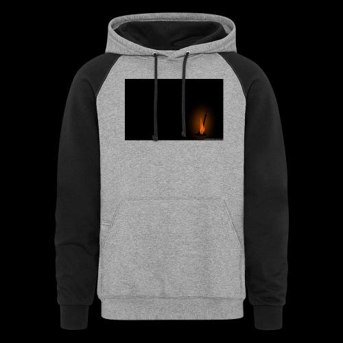 Fire-Links - Colorblock Hoodie
