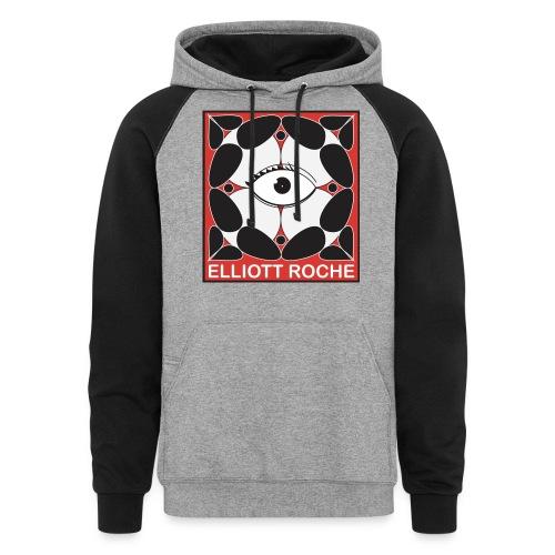 ElliottRedEye - Colorblock Hoodie