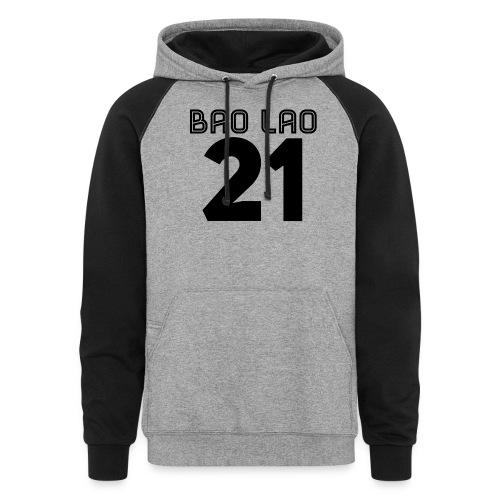 BAO LAO - Colorblock Hoodie