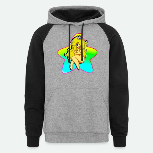 THICC ROSA - Colorblock Hoodie
