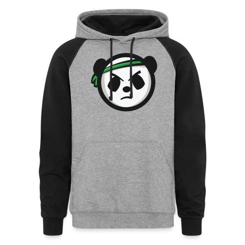 Markee Panda Logo - Colorblock Hoodie