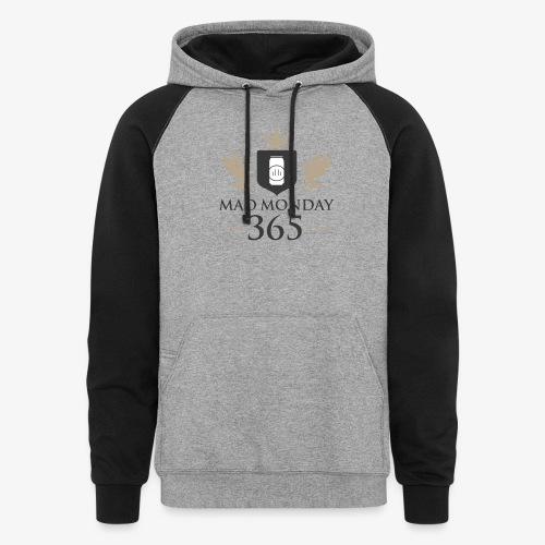 Offical Mad Monday Clothing - Colorblock Hoodie