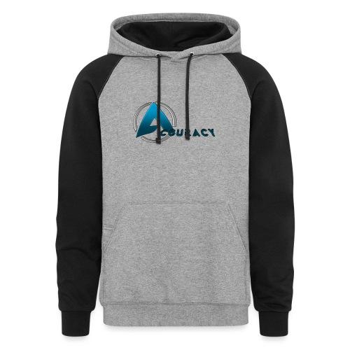 Atrex Accuracy T Shirt de - Unisex Colorblock Hoodie
