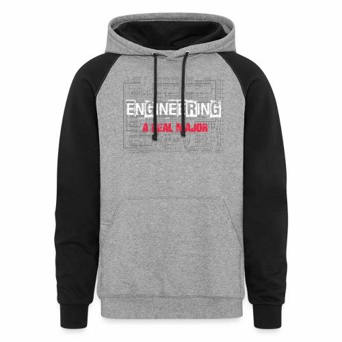 Electrical Engineering T Shirt - Colorblock Hoodie