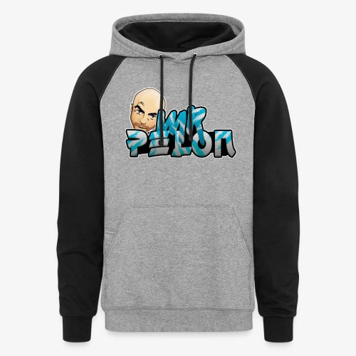 MR PELON - Colorblock Hoodie